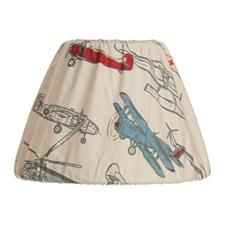 "Fly-By Lamp Shade Only - Airplane (9x12"")"