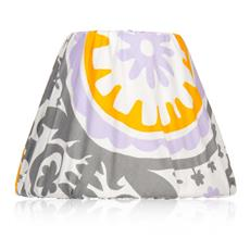 "Fiona Suzani Lamp Shade Only (9x12"")"