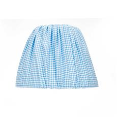"Glenna Jean Starlight Lamp Shade Only - Gingham (9x12"")"