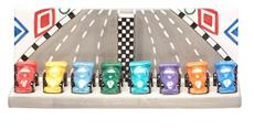 Race Cars Menorah