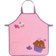 Cupcake Quilted Apron