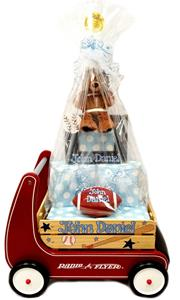 All Star Personalized Baby Gift Package