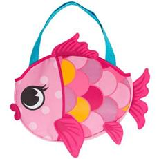 Fish Beach Toy Tote