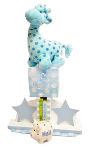 Baby Boy Bookends Gift Package