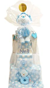 Deluxe Baby Boy Gift Package
