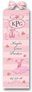 Ballet and Roses Growth Chart