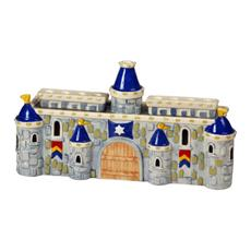 Blue Castle Menorah