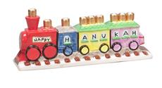 Train Menorah