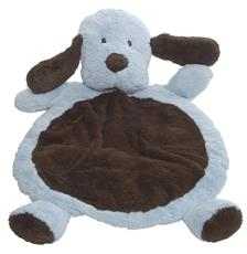 Baby Puppy Mat in Blue