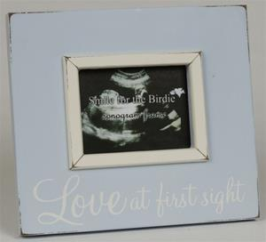 Love at First Sight Frame - Blue