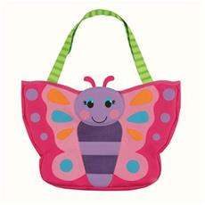 Butterfly Beach Toy Tote