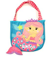 Mermaid Beach Toy Tote