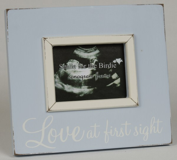 Love At First Sight Frame Blue Purple Pumpkin Gifts